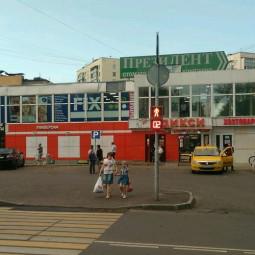 Магазин на ул. Шверника, д. 13