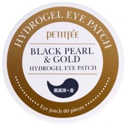 Petitfee Black Pearl & Gold Hydrogel