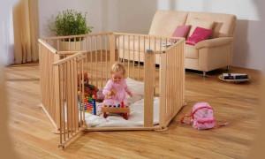 Комфортно и безопасно: рейтинг лучших манежей для детей 2021 года