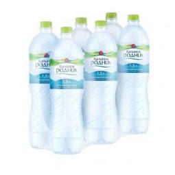 Вода минеральная «Калинов Родник», негазированная