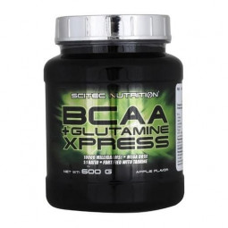 BCAA Scitec Nutrition BCAA+Glutamine Xpress (600 г)