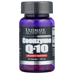 Ultimate Nutrition, Coenzyme Q10
