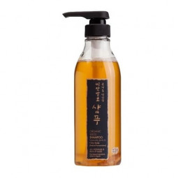 Whamisa шампунь для волос Organic Seeds Dry Scalp