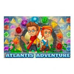 Загадки Атлантиды: три в ряд