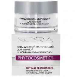 Kora Phytocosmetics Крем дневной матирующий