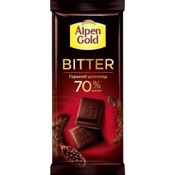 Alpen Gold Bitter горький 70%