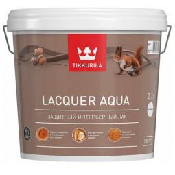 Tikkurila, Lacquer Aqua