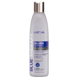 Kativa Blue Therapy Silver