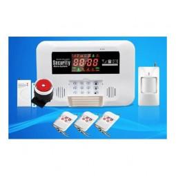 Сигнализация GSM для дома и дачи Alarm System