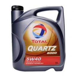 Total Quartz 9000