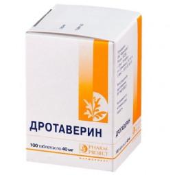 Фармпроект Дротаверин