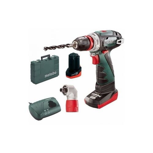 Metabo PowerMaxx BS Quick Basic 2.0Ah x2