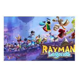 Legends Rayman Origins