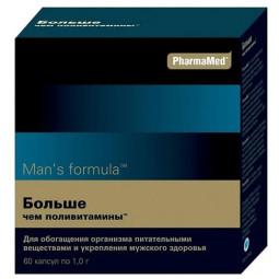 Man's formula: больше чем поливитамины