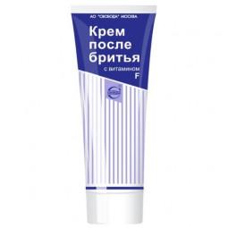 Крем после бритья с витамином F СВОБОДА