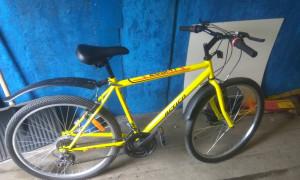 Дешевый велосипед без особых проблем