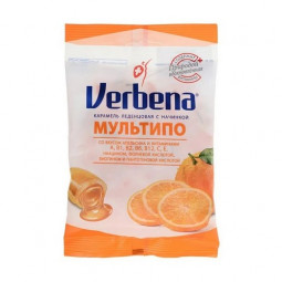 Verbena Мультипо леденцы 60 г