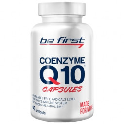 Be First, Coenzyme Q10