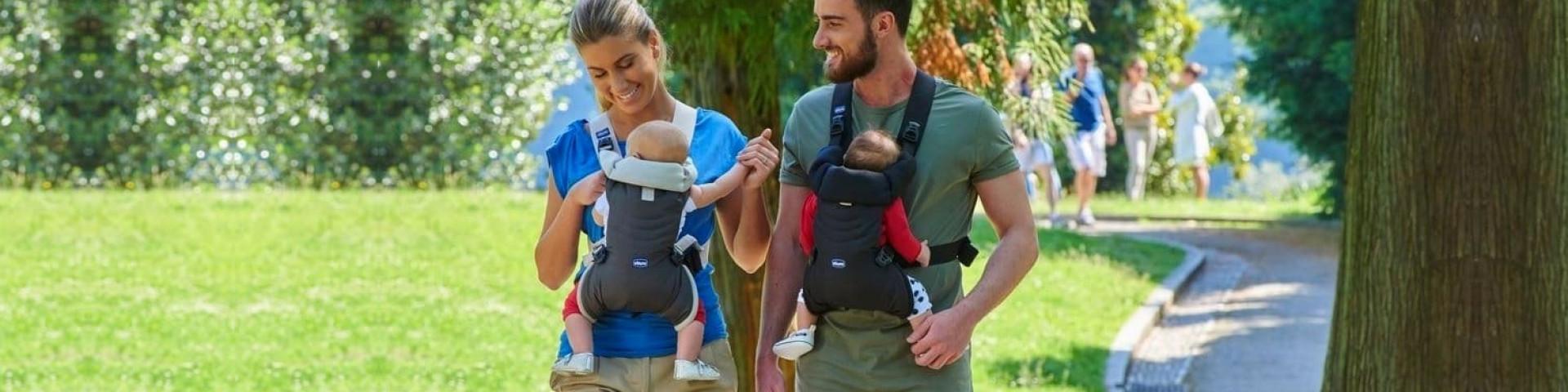 Хорошая альтернатива коляске: рейтинг лучших рюкзаков-кенгуру для новорождённых 2020 года