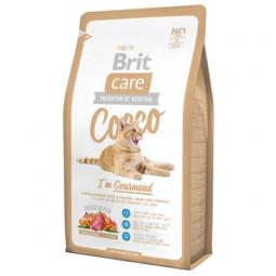 Brit Care Cocco, с лососем, с уткой
