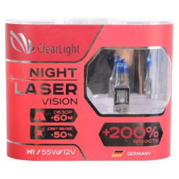 ClearLight Night Laser Vision +200% MLH1NLV200 H1