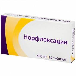 Норфлоксацин