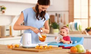 Всегда свежая еда для малыша: рейтинг лучших блендеров 2020 года для приготовления детского питания