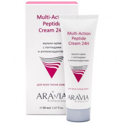 ARAVIA Professional Multi-Action Peptide Cream 24H