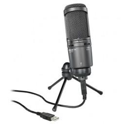 Audio-Technica, AT2020USB+