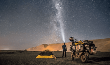 Комфортная и экстремальная поездка: рейтинг лучших мотоциклов для путешествий в 2020 году