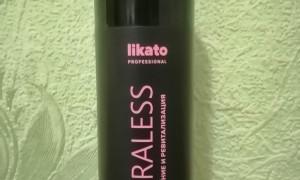 Отличное средство по уходу за волосами