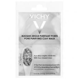 Vichy Минеральная маска с глиной