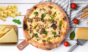 Почти как в Италии: рейтинг лучших сыров для пиццы