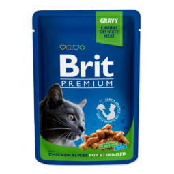 Brit Premium for sterilized
