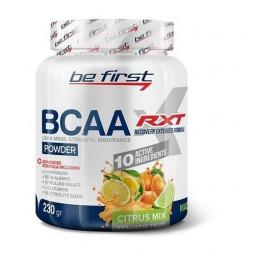 BCAA Be First BCAA RXT (230 г)