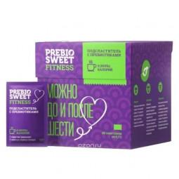 PREBIO SWEET подсластитель Fitness с пребиотиками