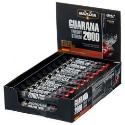 Maxler Energy Storm Guarana 2000
