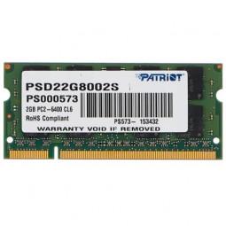 Patriot Memory, SL PSD22G8002S