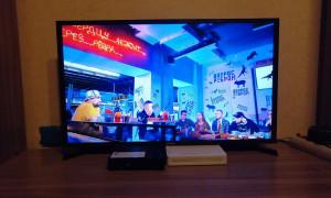 Шикарный телевизор по не шикарной цене