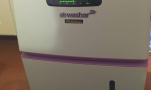 А вы знали, что воздух в комнате можно помыть?