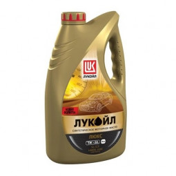 Lukoil Luxe Synthetic 5W-30