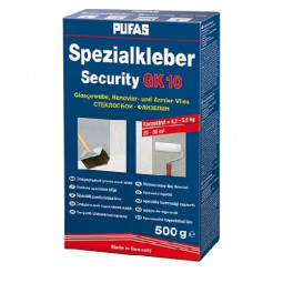 PUFAS Security GK 10