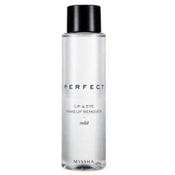 Missha Perfect Lip & Eye Make-Up Remover