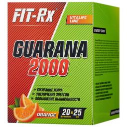 FIT-Rx Guarana 2000
