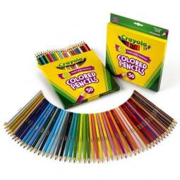 Crayola Цветные карандаши