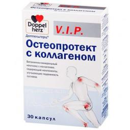 Доппельгерц V.I.P. Остеопротект с коллагеном