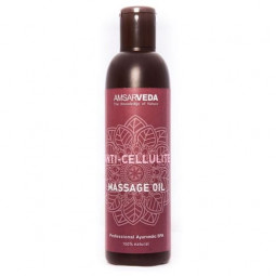 Amsarveda Anti-Cellulite Massage Oil