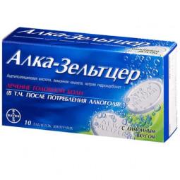 Bayer Алка-зельтцер