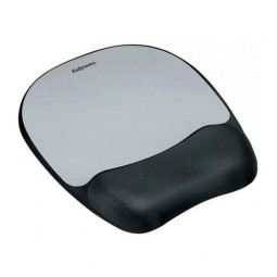 Fellowes, MEMORY FOAM MOUSE PAD/WRIST REST
