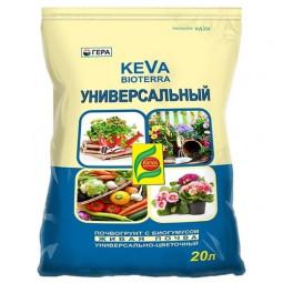 Гера Keva Bioterra универсальный 20 л
